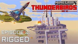 getlinkyoutube.com-Thunderbirds Are Go Minecraft Edition | Episode 2 | Rigged