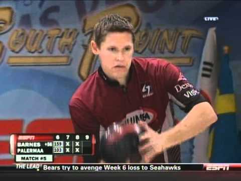 2011 WSOB World Open: Match 5: Chris Barnes vs Osku Palermaa part 2