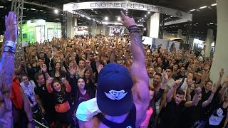 "getlinkyoutube.com-EP 06 ""FIBO MADNESS 2016"" GERMANY"