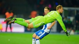 getlinkyoutube.com-Manuel Neuer ● Crazy Skills & Saves 2014/2015 (HD)