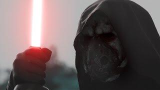 getlinkyoutube.com-Epic Lightsaber Duel - Star Wars: The Force Awakens