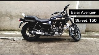 getlinkyoutube.com-Bajaj Avenger Street 150 At Showroom GoDown | 2015 - 2016 | India