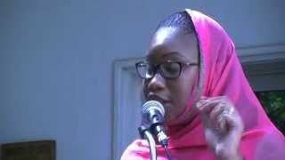 Allocution de Mme N'Diaye Ramatoulaye Diallo lors de la celebration de la Journee Internationale