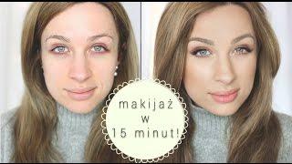 getlinkyoutube.com-• Perfekcyjny makijaż w 15 minut || KATOSU •