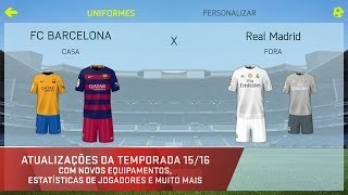 FIFA 15 GAMEPLAY ANDROID NEW SEASON