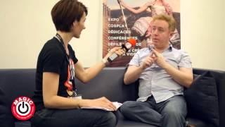 getlinkyoutube.com-Mark Millar Interview MAGIC 2016