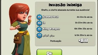 getlinkyoutube.com-Layout CV 6 Guerra | Clash of Clans layout th6 War [INACREDITÁVEL]