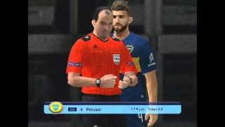 getlinkyoutube.com-CLASICO RIVER VS BOCA PES 6   2016