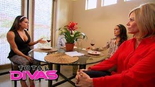 getlinkyoutube.com-Nikki Bella's family tells her they confronted John Cena: Total Divas Preview Clip, January 4, 2015