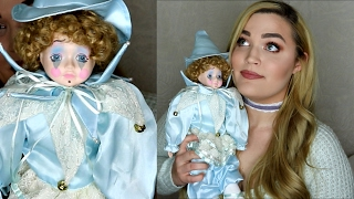 getlinkyoutube.com-I Bought a Haunted Doll... Paranormal Storytime