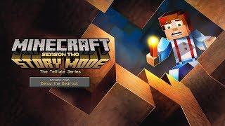 Minecraft: Story Mode - 2. Évad 4. Epizód Trailer