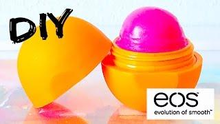 getlinkyoutube.com-DIY tinted EOS lip balm! EASY