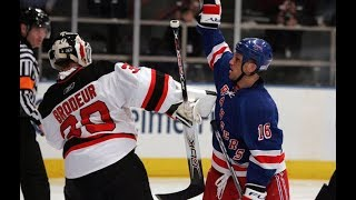 NHL Unsportsmanlike Moments