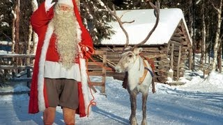 getlinkyoutube.com-Lapônia do Papai Noel / Pai Natal - Finlandia - Rovaniemi - Círculo Polar Ártico