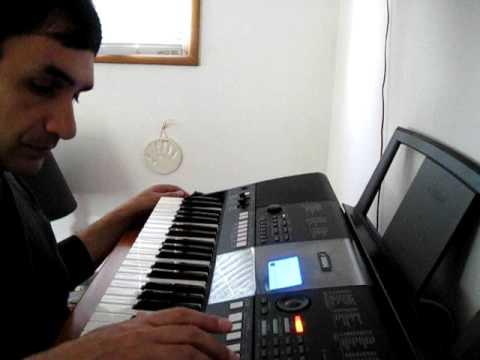Yamaha PSR E423 Keyboard presentation