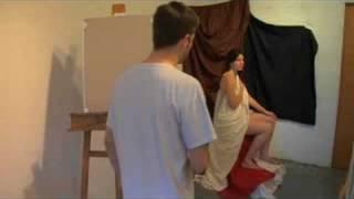 getlinkyoutube.com-How to Draw a Nude Woman