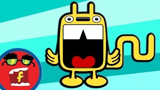 getlinkyoutube.com-Different People | Fredbot Cartoons For Kids (Wow! Wow! Wubbzy!)