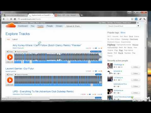 Soundcloud API PHP SDK Tutorial