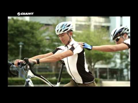 【新騎乘關係-五分鐘學會騎自行車】4-1暖身操-出發前必備