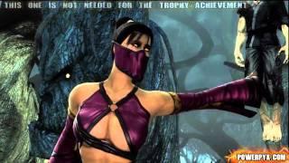 getlinkyoutube.com-Mortal Kombat - All Alternate Costumes (You've Got Style! Trophy / Achievement Guide)