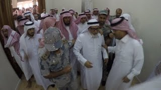 getlinkyoutube.com-والد المالكي: سرني استشهاد ابني فداء للدين والوطن