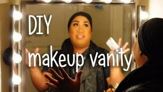 getlinkyoutube.com-HOW TO: Makeup Vanity ★ patrickstarrr