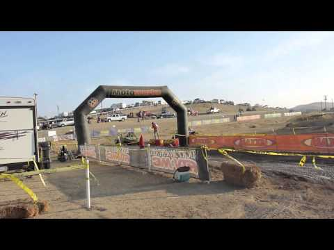 Honolulu Hills Raceway, Taft, California - SXS Racing Action!