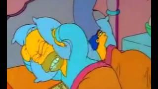 getlinkyoutube.com-Happy Birthday Lisa - The Simpsons ft. Michael Jackson