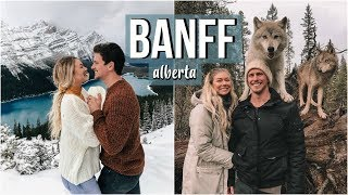 Banff, Alberta    Travel Vlog