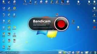 getlinkyoutube.com-تم تجديد الروابط - تحميل افضل برنامج تصوير العاب و سطح الشاشه + التفعيل Bandicam د