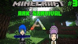 getlinkyoutube.com-Minecraft Mod ARK Survival Craft Part 3 ทำฟาร์ม [โกสคุง]