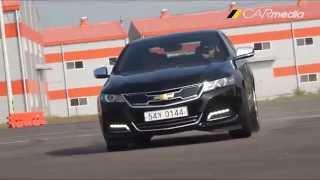 getlinkyoutube.com-[카미디어] 쉐보레 임팔라 3.6 맥가이버 시승 [CarMedia] Chevrolet Impala 3.6 Review