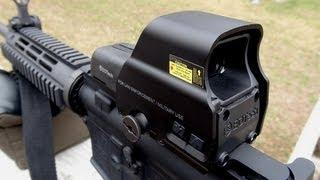 getlinkyoutube.com-EOTech 516 Review & POV Shooting
