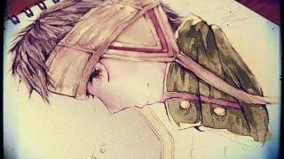 getlinkyoutube.com-【赤髪の白雪姫】オビ描いてみた!【リクエスト】