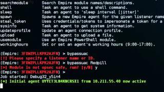 getlinkyoutube.com-Powershell and bypass UAC