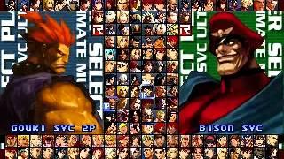 getlinkyoutube.com-SNK VS Capcom 3rd Battle Ultimate PC Mugen & XMugen for XBOX!