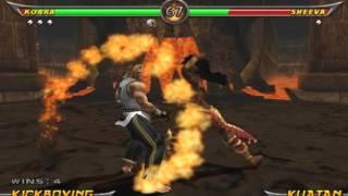 Mortal Kombat Armageddon - Kobra Arcade Ladder