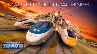 getlinkyoutube.com-Train Simulator 2015 Gameplay