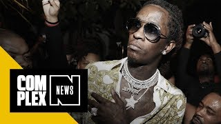 Young Thug Reveals Why He Won't Be Releasing New Music in 2018