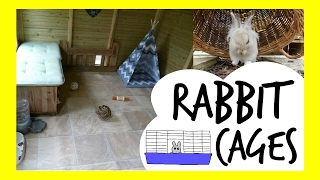 getlinkyoutube.com-How To: Rabbit Cage (Quick & Easy) | Pets Palace Kids | EPISODE. 2