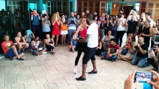 getlinkyoutube.com-Tony Pirata e Sophie Fox - Dubai Latin Festival 2015 - Kizomba