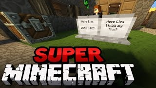 getlinkyoutube.com-Sly and I Have A Baby!?| Super Minecraft Heroes [Ep.66]