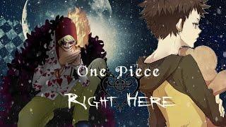 getlinkyoutube.com-One Piece - Corazon [AMV]