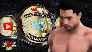 Who is the WCPW Internet Champion?? | WWE 2K17 My Career Beyond #CDWT