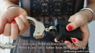 MagLock Zeitschloss - das Selfbondage-Schloss
