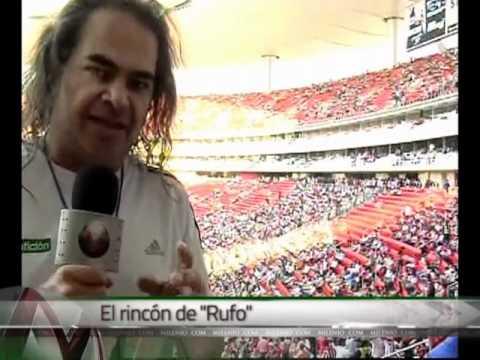 MISS UNIVERSO SE NIEGA A BESAR A RUFO: CHIVAS VS PUMAS