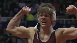 getlinkyoutube.com-2013 NCAA Wrestling - Till I Collapse