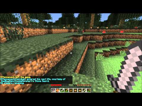 MCPVP.com | Review #8 Cookiemonster Kit | Minecraft Hunger Games