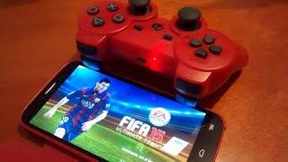 getlinkyoutube.com-Conectar Mando de PlayStation 3 en teléfono o tablet Android | Configurar Fácil y Rápido