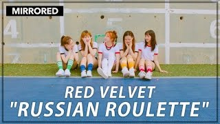 """[ MIRRORED ] 레드벨벳(Red Velvet) """"러시안룰렛(Russian Roulette)"""" Practice Mirrored Ver. @MTY CREW"""